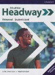 کتاب HEADWAY ADVANCED+CD SB+WB EDI 5 (رحلی/رهنما)