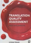 کتاب TRANSLATION QUALITY ASSESSMENT (رهنما)